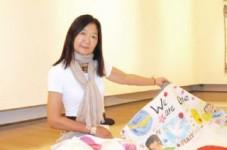 【After 3.11 Interview】『がんばれ東北!カナダと日本、キッズメッセージ・キルト・プロジェクト』発起人 リンダ・オオハマさん