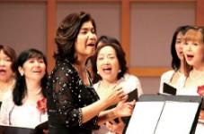 日本人女性コーラスグループ 「コールトリリアム」記念コンサート