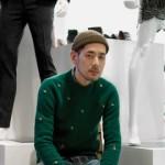 ファッションデザイナー 粟井 浩 Hiroshi Awai