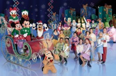 超豪華ディズニーショー 「Disney On Ice presents Let's Party!」「Disney Live! Mickey's Rockin' Road Show」