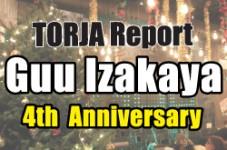 GUU Izakaya 4th Anniversary Christmas Party 2013