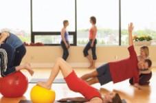 運動不足のカラダに!Gym & Yoga studios