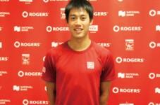 TORJA Report Rogers Cup 錦織圭選手Interview