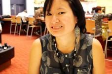 日系アメリカ人コミック作家 Yumi Sakugawaさん