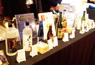 種類の豊富な日本酒