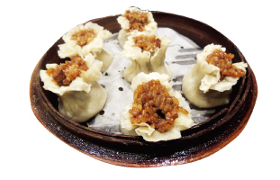 4.Sticky Rice Siu Mai