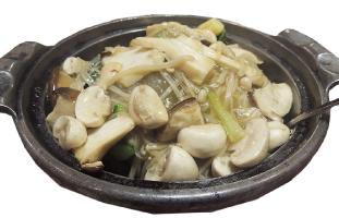 mixedVegetable&MushroomsinHotpot