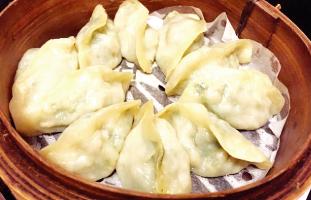 3.Steamed Dumpling