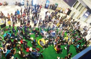 年に一度の祭典、GameDeveloperConference