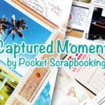 Captured Moments by Pocket Scrapbooking #23 ホリデーカード