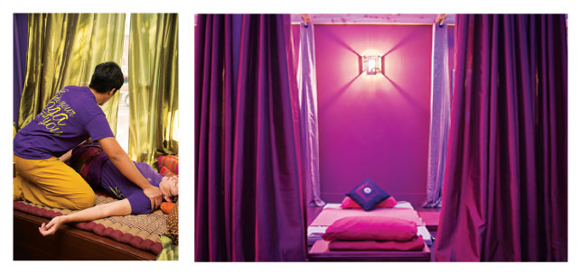 Traditional Thai Massage Practitioner 60min…$90 / 90min…$150 / 120min…$180 RMT 60min…$105 / 90min…$165 / 120min…$195 Thai Head, Neck and Shoulder Massage 30min…$60