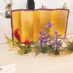 小原流  トロント支部 第41周年春の花展