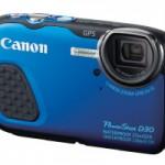 今月の注目カメラ 「PowerShot D30」