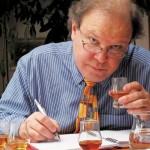 ウイスキーマスター Davin de Kergommeaux氏