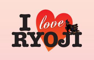 I Love RYOJI #09 小さなお子様連れのお母さんたちにも優しい