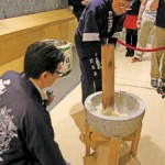 SIO主催の冬季日本酒イベント