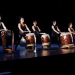 アジア人女性の和太鼓グループ 新公演開催決定