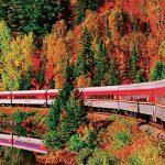 長い歴史を持つ アルゴマ・セントラル鉄道で訪れるagawa  canyon(アガワ渓谷)