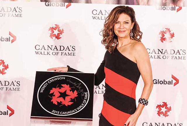 ©George Pimentel/Canada's Walk of Fame