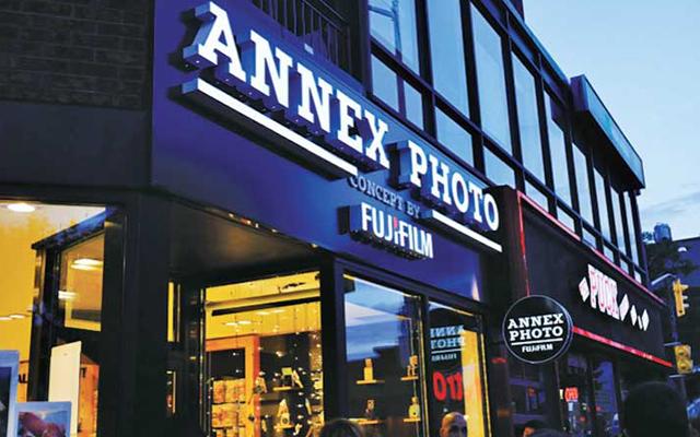 Wonder Photo Shopのコンセプトを注ぎ込み新しく生まれ変わったAnnex Photo