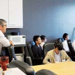 学生団体PORTA主催 講演会 「会社で働くとは何か?」