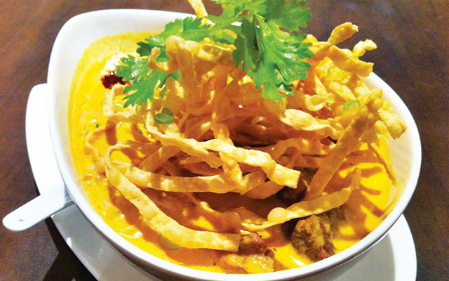 Khao Soi with Beef