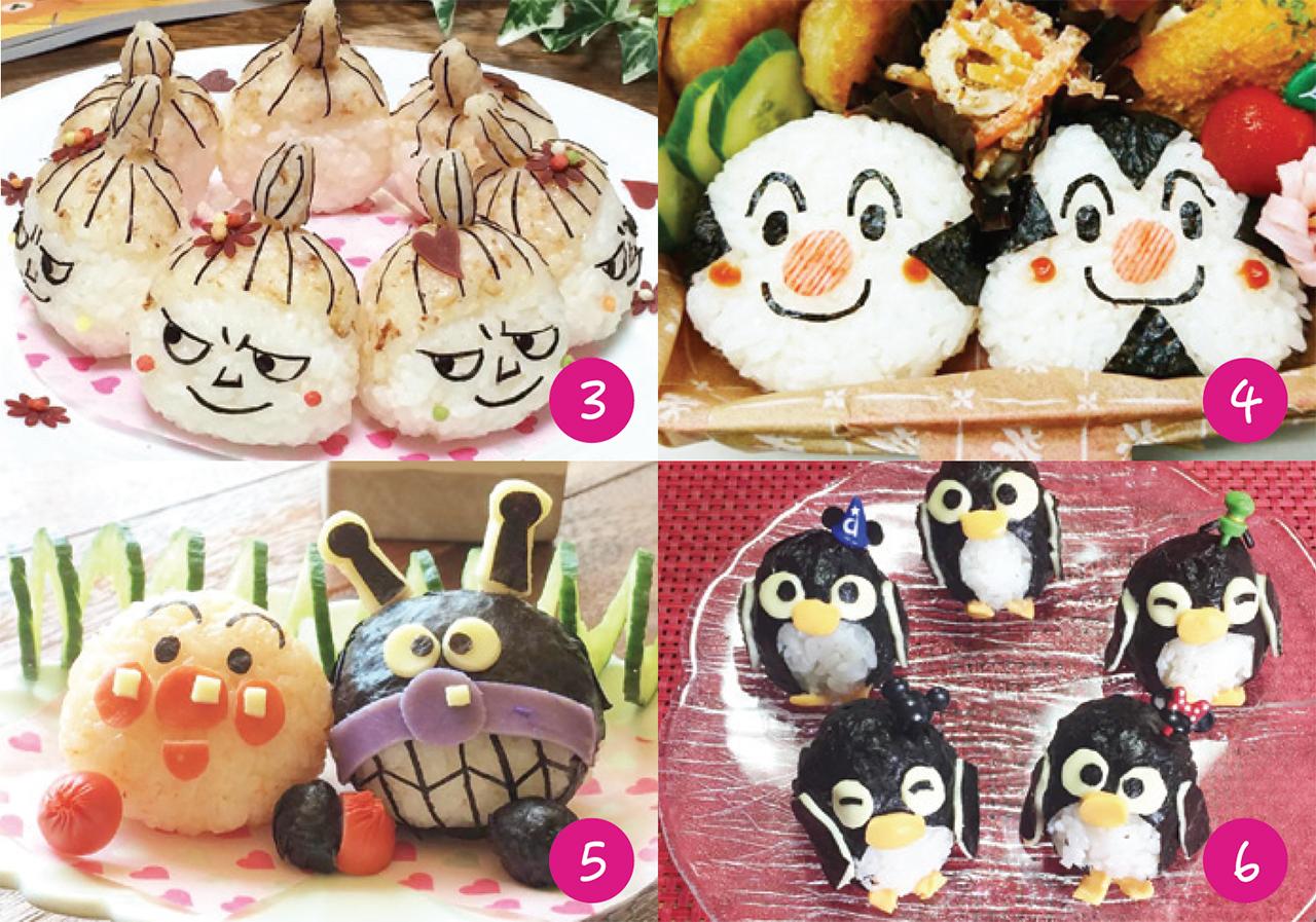 3. ミー@yuuukiii321  4. @hachimaru_ran  5. アンパンマン@yuuukiii321   6. ペンギン@linzhimei1882donmy