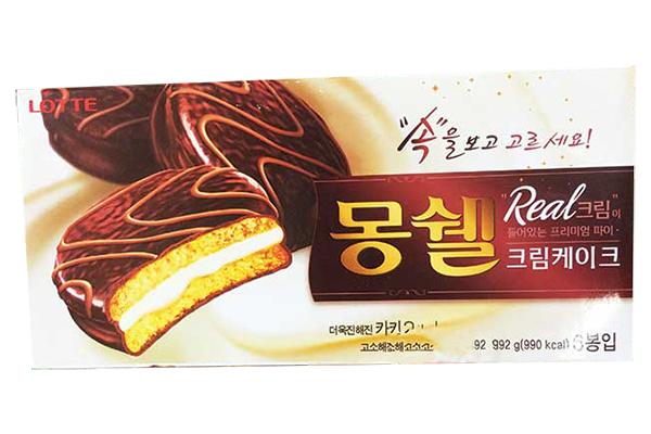 もちろんロッテチョコパイは韓国でも愛されている商品