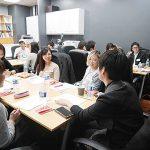 学生団体PORTA 第4回座談会 留学生×女性駐在員 TORJAルポ