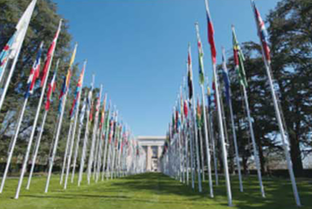 Palais des Nations,Geneva /UN Photo
