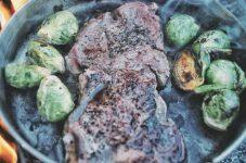 #4 男の料理!? 野性味溢れるキャンプ飯