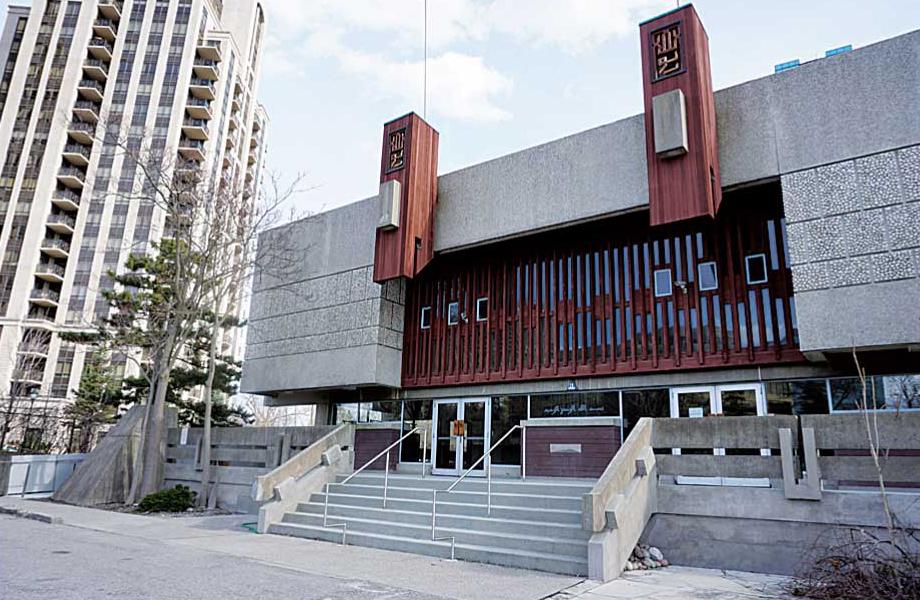 最初のJCCCの建物
