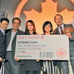 JNTOトロント・エアカナダが開催 EXPLORE JAPAN:  Health & Wellness