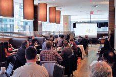 Paymytuition ネットワーキングイベント@Moxie's Grill & Bar