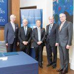 トロント大学マンク国際研究所にカナダ初の日本研究寄付基金講座開講