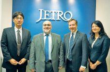 ビジネスに影響する様々な法律について学ぶ ジェトロ日系企業向けビジネスセミナー開催@ジェトロ・トロント事務所