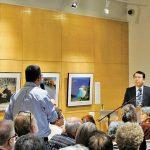 駐カナダ特命全権大使 門司健次郎氏による世界遺産についての講演開催