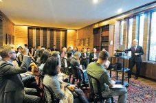 第13回目Japan Now講演会 カルフォルニア大学 T・J・ペンペル教授による 講演会開催