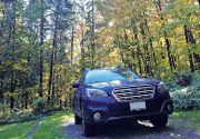 2017 OUTBACK 3.6R Limited with Technology Packageで行くオタワ・ ガティノーの旅