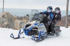 【20%オフクーポン付き】カナダの伝統的冬遊び スノーモービルが体験できる!YAMAHA SNOWMOBILE ADVENTURES