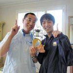 祝!金メダル!おめでとう羽生結弦選手