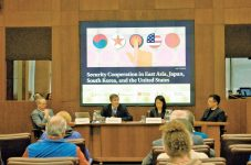 カナダから見た世界情勢 -第4回 Japan Now 講演会- 東アジアの安全保障における日米韓の役割に関する講演会開催