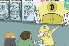誰もが気になる株と仮想通貨のはなし   バンクーバー在住の人気ブロガー岡本裕明