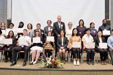 トロントの冬に巻き起こる熱いスピーチバトル 第36回 オンタリオ州日本語弁論大会 開催