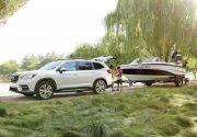 スバル史上最大サイズとなる 3列シート新型SUV「Ascent」の魅力に迫る!ーカナディアン・インターナショナル・オートショー