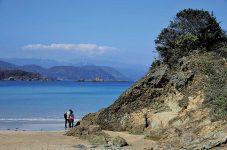 伊豆再発見 — 須崎半島を歩く   紀行家 石原牧子の思い切って『旅』第18回