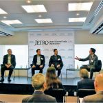 カナダの企業家たちへ送る日本進出とその成功の鍵 JETRO主催 Let's Talk Japan開催
