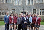 日本とカナダの文化の違いや共通点を学んだ未来の女性リーダーたち Bishop Starchan School カケハシ・プロジェクト報告会