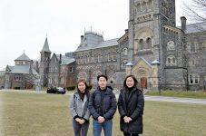 トロント大学学生・卒業生のネットワーク構築で広がる将来の可能性 University of Toronto Japan Network