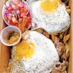 クイーンストリート・イーストの南米ストリートフード|トロントB級グルメ王の百味飲食